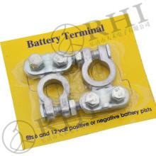 Fabricante de terminales de batería de automóvil / auto de latón
