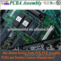 Power Supply Board Assembled with Heat sink, PCB Mainboard for Printer led pcb assembly service