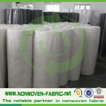Tissu de géotextile non-tissé de Spunbond de 100% pp