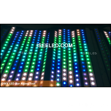 Programa LED Bar Pixel RGB DMX512