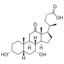 3alpha,7alpha-dihydroxy-12-oxo-5beta-cholan-24-oic acid CAS 2458-08-4