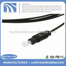10ft Digitales optisches Faser Toslink Audiokabel 3M