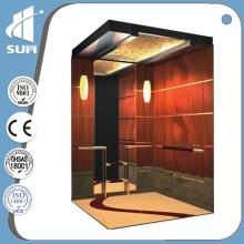 Vitesse 0.4m / S Capacité 250-400kg Maison Ascenseur