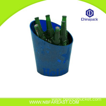 Custom wholesale promotional ice bucket