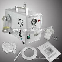 Máquina de microdermabrasão de cristal de rejuvenescimento de pele de alta qualidade