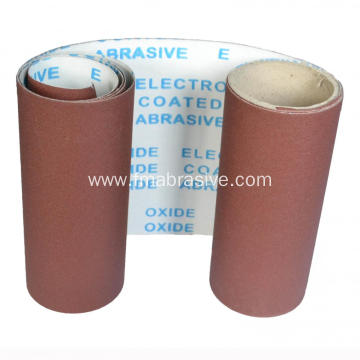 J-wt Cloth Aluminum Oxide Cheap Flexible Abrasive Cloth