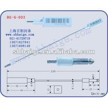 ориентировочный печать БГ-г-003, уплотнение кабеля для безопасности использования