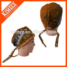 Funny custom logo hair surgical cap