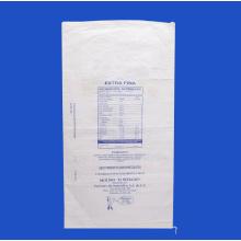 25 kg 50 kg pp fábrica de sacos de plástico