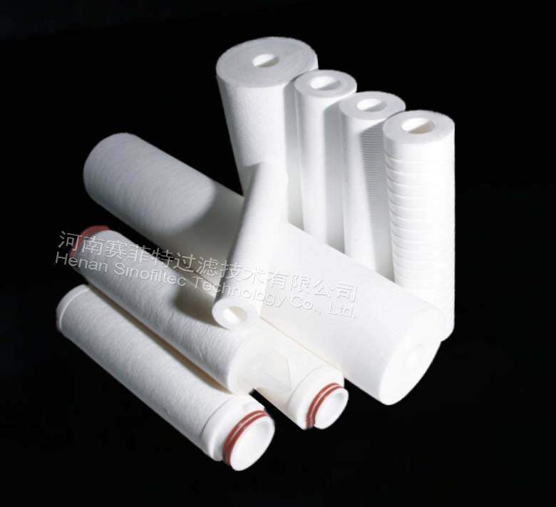 Absolute PP Melt Blown Filter Cartridges