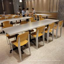 (SP-CS109) Restaurantes comerciales de Uptop Sillas de la corte del alimento