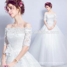 OEM Service Moderne Stil Braut Hochzeit Kleid Braut verwenden Ballkleid Silhouette Brautkleider 2016