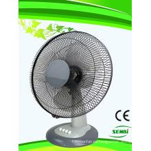 16 pulgadas Ventilador solar de ventilador de mesa gris DC 24V (FT-40DC-G1)