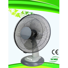 16 Inches DC 24V Grey Table Fan Solar Fan (FT-40DC-G1)