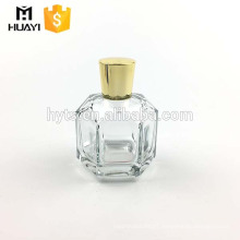 80ml refillable design your own glass personalized perfume bottle