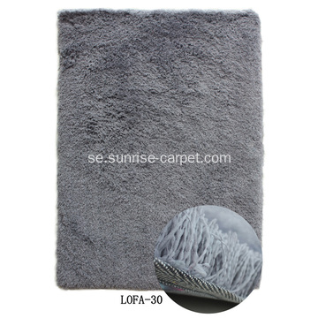 Mjuk Polyester Shaggy Carpet High Quality