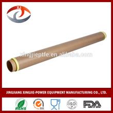 Profissional 100% fabricantes de alta qualidade de alta temperatura PTFE Teflon fita com papel de liberação