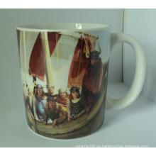 Taza de café de cerámica (CY-P147H)