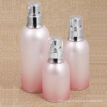 China Flasche Lieferant Acryl Airless Flasche für kosmetische Verpackung