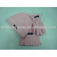 kids cute cheap fleece sets for promotional
