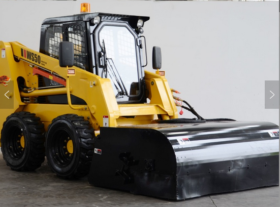 Mini Bobcat Skid Steer Loader for Sale