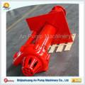 Pompe de puisard résistante verticale centrifuge / pompe submersible de boue