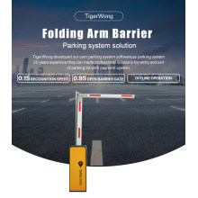 Automatic Parking Fence Boom Gate Barrier with Wireless Remote Controller