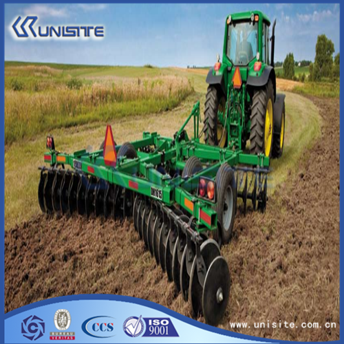 steel agricultural farm machinery