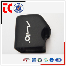 Black painted customized auto parts die casting