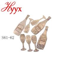 HYYX acessórios de casamento / decorações de mesa de casamento / mais recente decoração de casamento