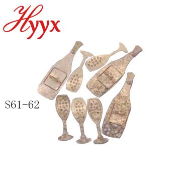 HYYX accesorios de la boda / decoraciones de la mesa de la boda / última decoración de la boda