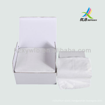 Nonwoven Facial pad, disposable facial cleaning wipes face cover
