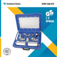 Rongpeng R8888 9PCS HVLP Kits de pulvérisateur à air