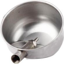 Cuenco de agua de acero inoxidable