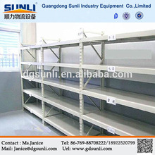 Dongguan Light Duty Storage Steel Book Store Shelf