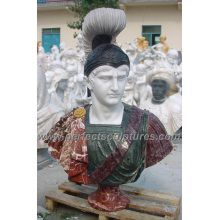 Stone Marble Sculpture Head Bust for Figurine Statue (SY-S265)