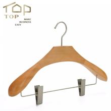 Luxury Wooden Coat Garment Hanger