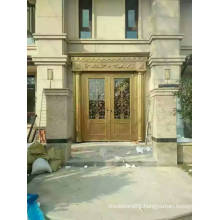 Real Copper Door Object (247)