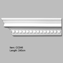 Dental Block Cornice Molding