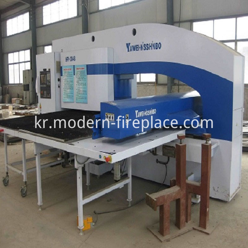 Contemporary Wood Burners Production