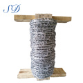 Bulk Double Twist Barbed Wire Supplier