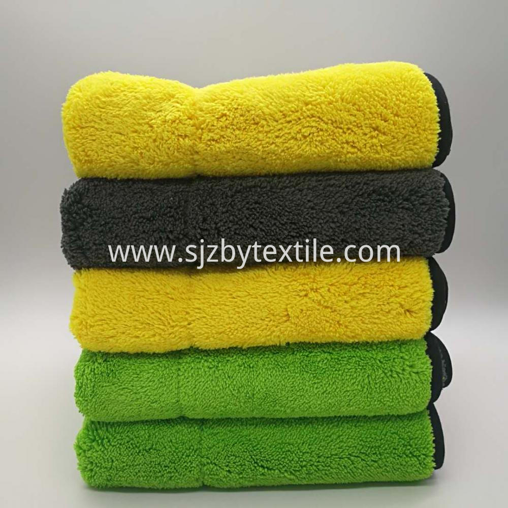 Car Use Microfiber Towels
