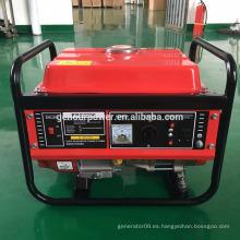 Generador de la energía del valor 1kw pequeño generador de la gasolina de la CC de la fase 220v al por mayor