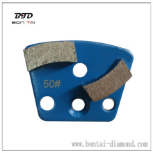 Big curve segments diamond grinding disc aggressive and efficient