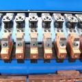 Máquina de solda de malha de painel de vedação CNC