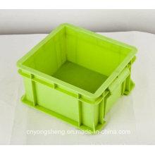 Kleine Box zum Quartett-Plastikform