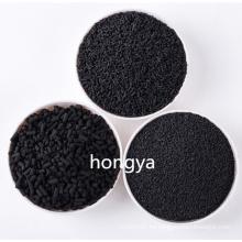 pigmento S azufre impregnado carbón activado eliminar Mercury Hg