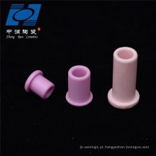 Peças têxteis cerâmicas da indústria têxtil da alumina