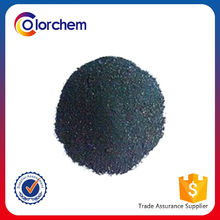 Herstellung von hochwertigem Produkt Schwefelschwarz-Farbstoff