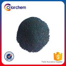 Manufacture of high quality product sulfur black dye